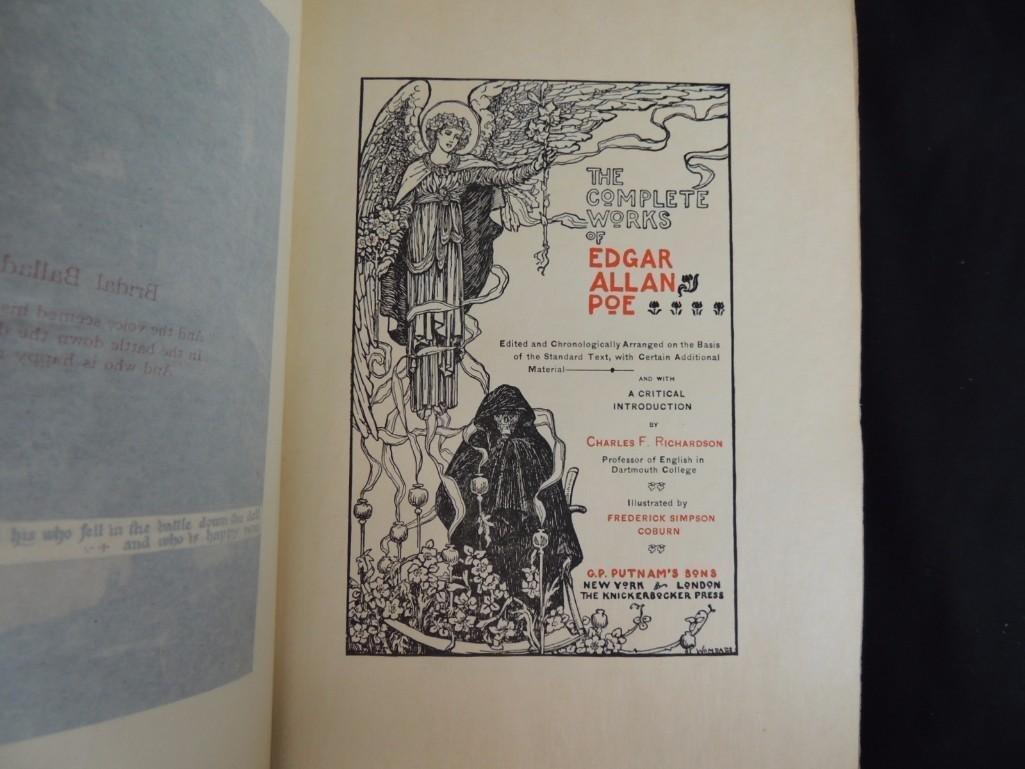 The Complete Works of Edgar Allan Poe Arnheim Edition - 8