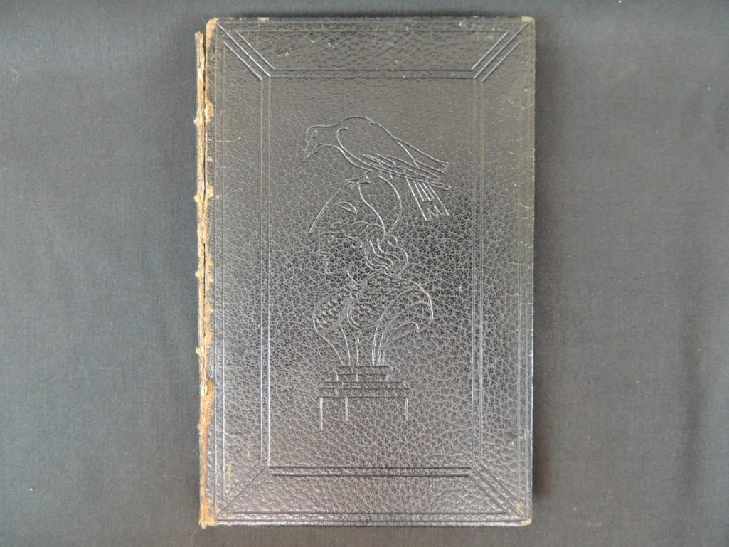 1845 First Edition of The Raven and Other Stories by