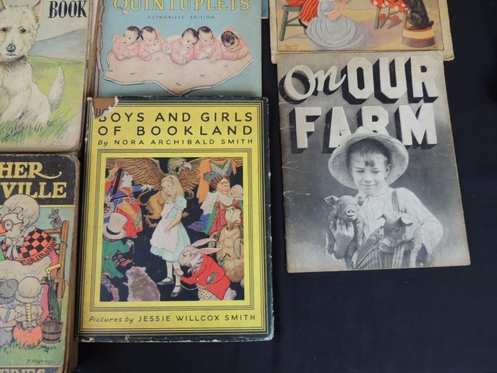 Group of 16 Vintage Children's Books Featuring On Our - 3