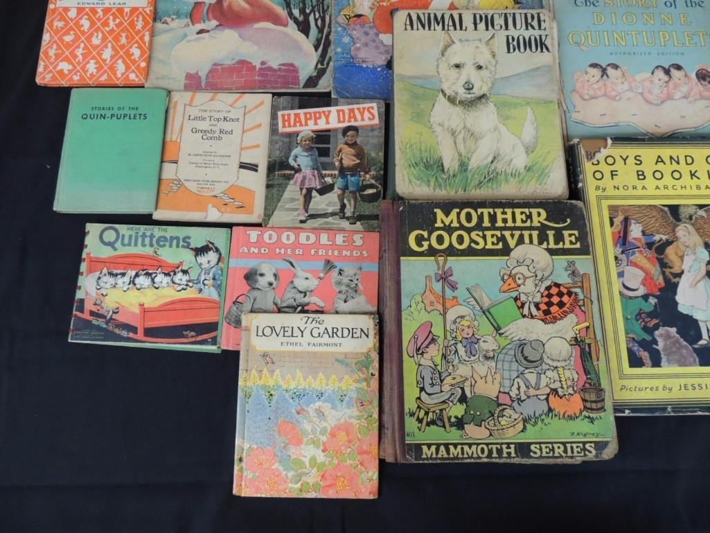 Group of 16 Vintage Children's Books Featuring On Our - 4