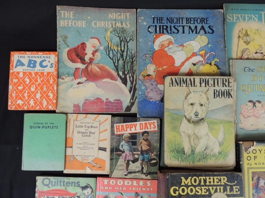 Group of 16 Vintage Children's Books Featuring On Our - 5