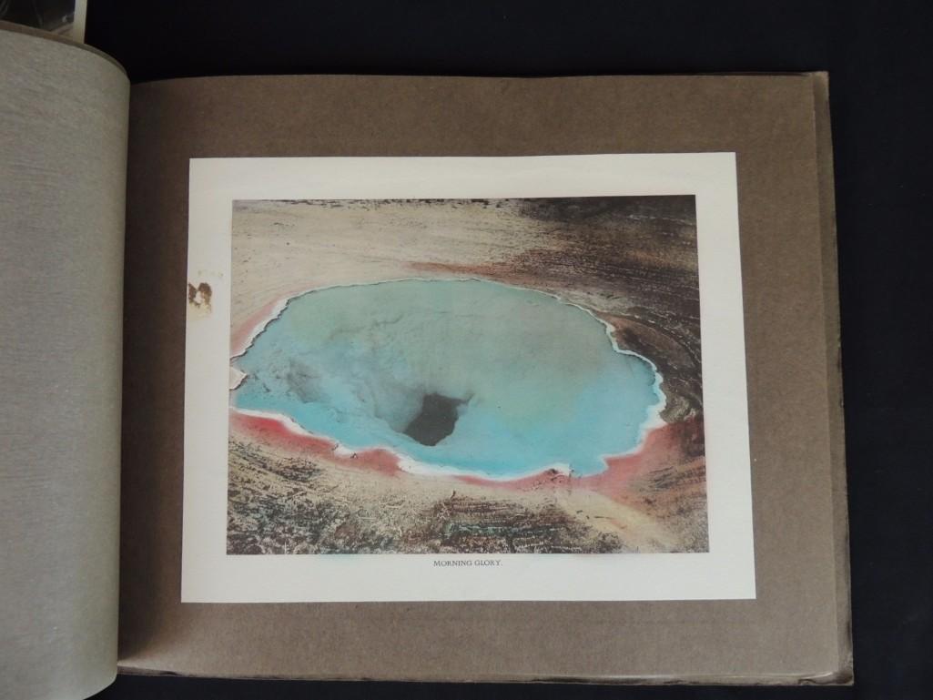 Souvenir Book of Yellowstone National Park - 5