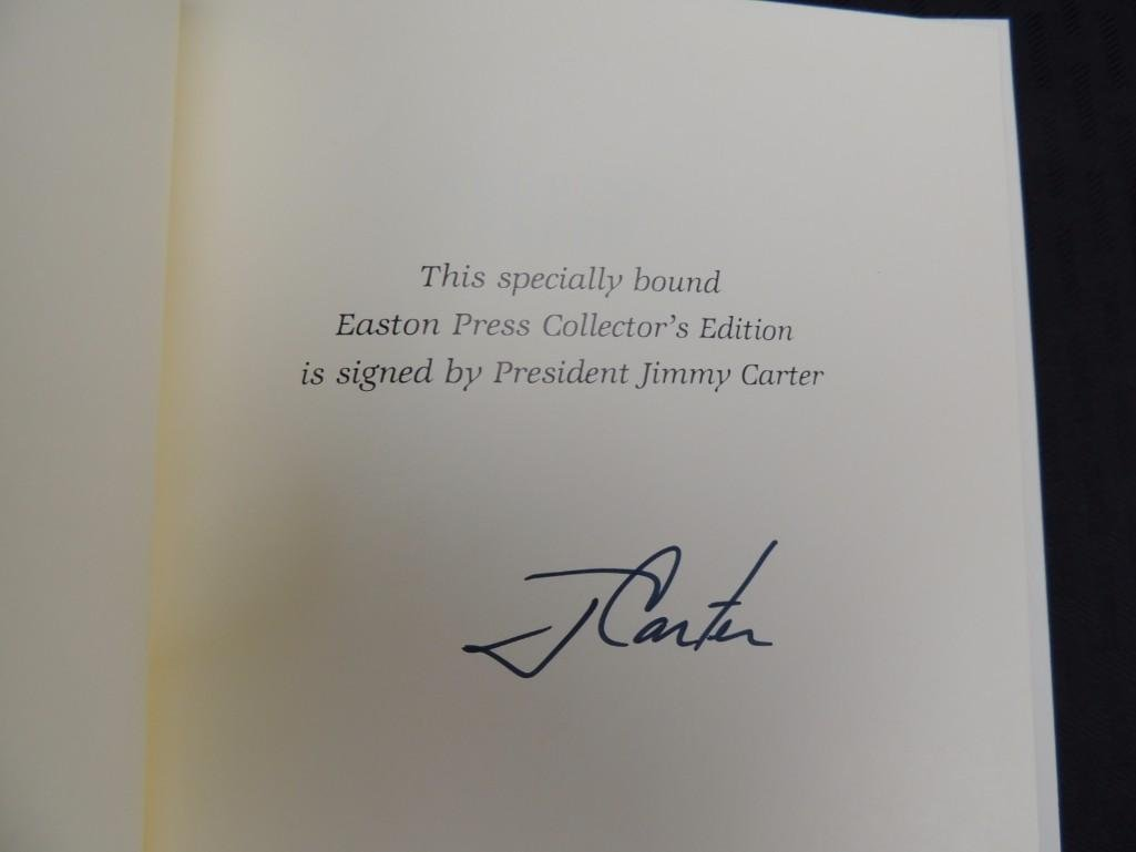 Keeping Faith Memoirs of a President Signed by Jimmy - 4