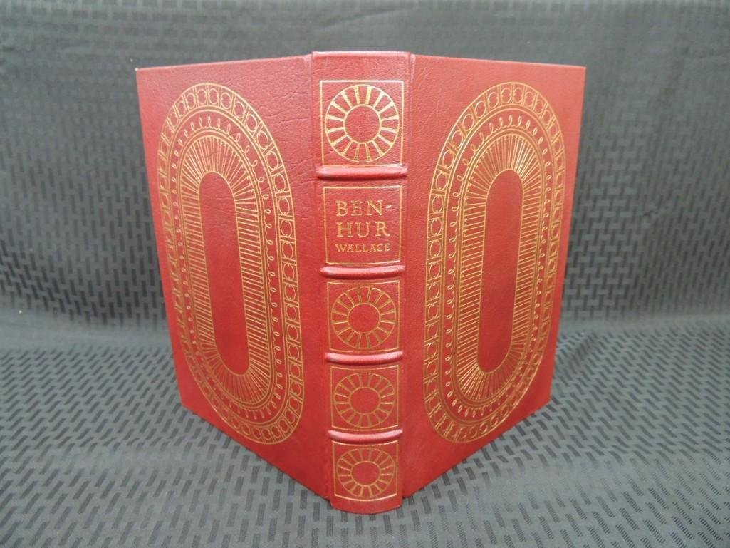 Ben-Hur by Lew Wallace Easton Press Masterpieces of
