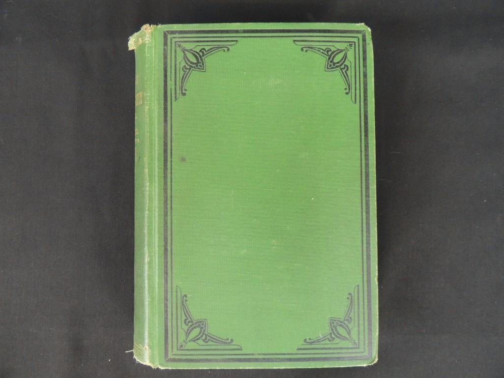 1877 History of Kendall County Illinois by Rev. E. W.