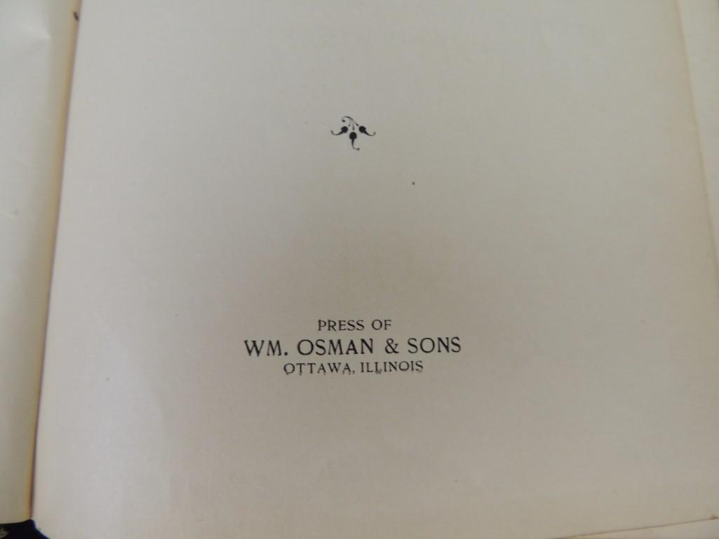 1892's The Ottawa Cook Book Press of WM. Osman & Sons - 6