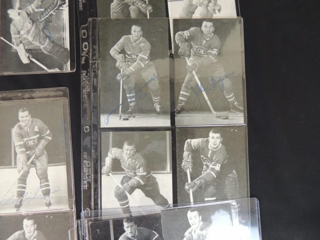 Group of Chicago Blackhawks Ephemera Featuring - 3
