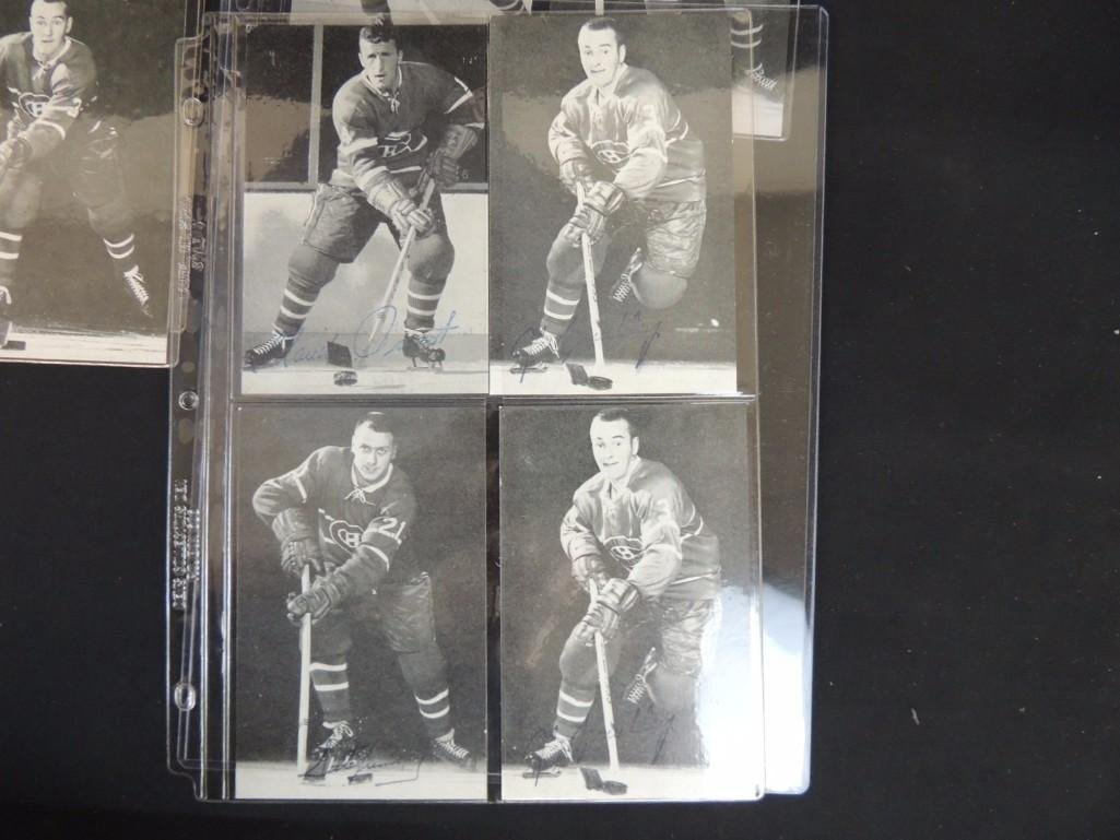 Group of Chicago Blackhawks Ephemera Featuring - 4