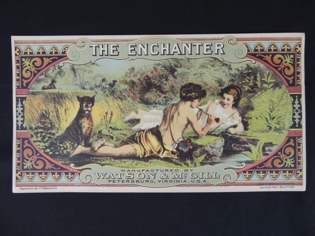 1876 The Enchanters Manufactured by Watson and McGill