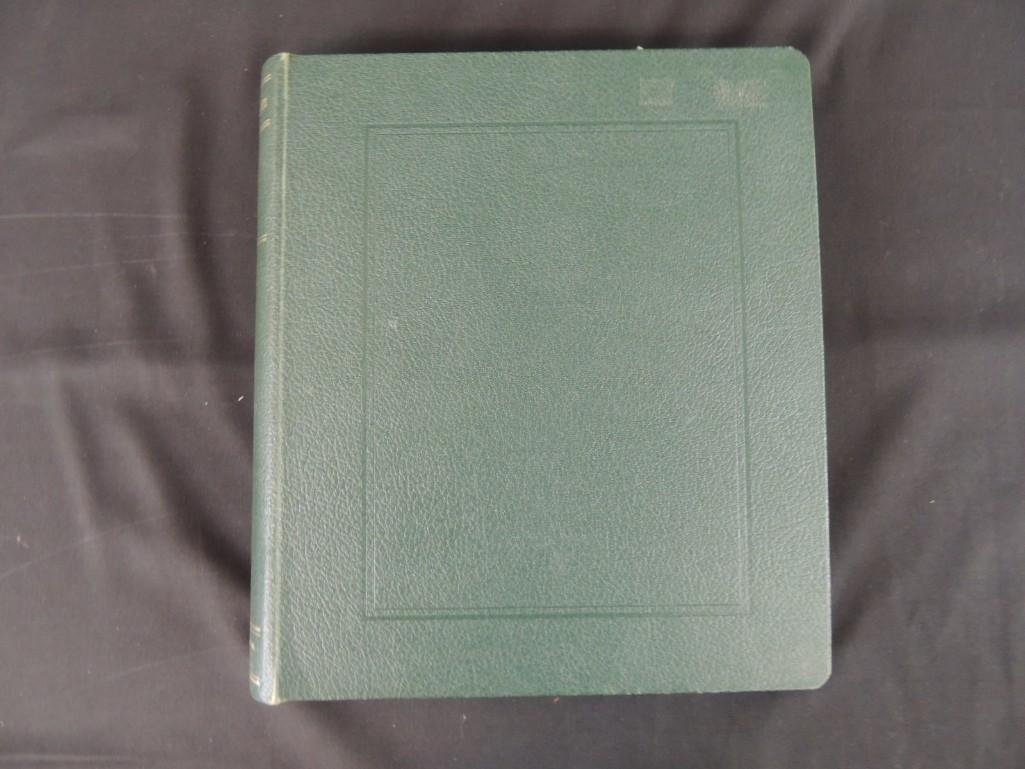 Japanese Postage Stamp Album with 120 Plus Pages 100's