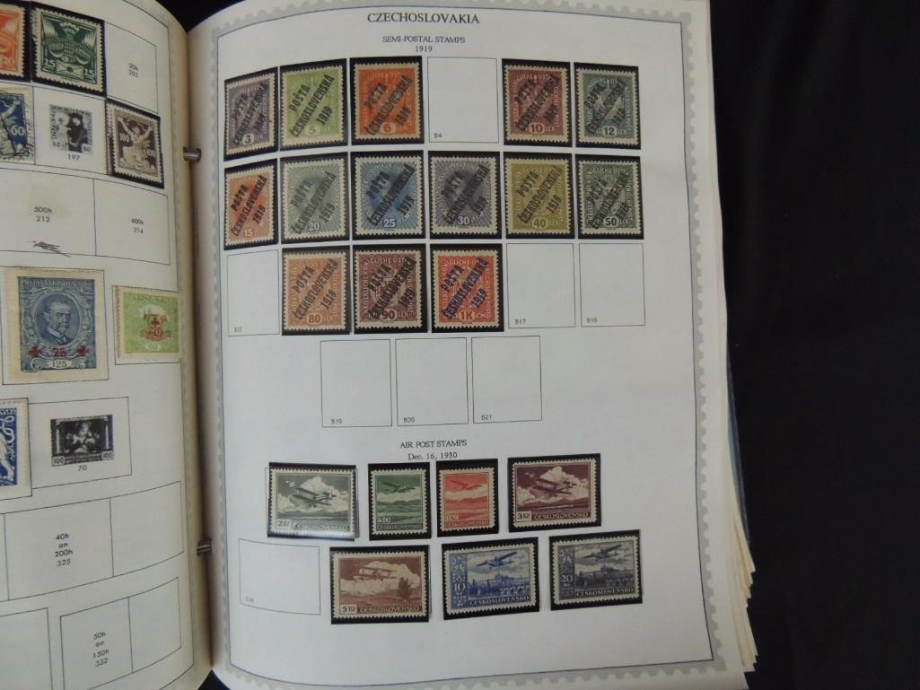 World Postage Stamp Album A-Netherlands, 1,000's of - 10