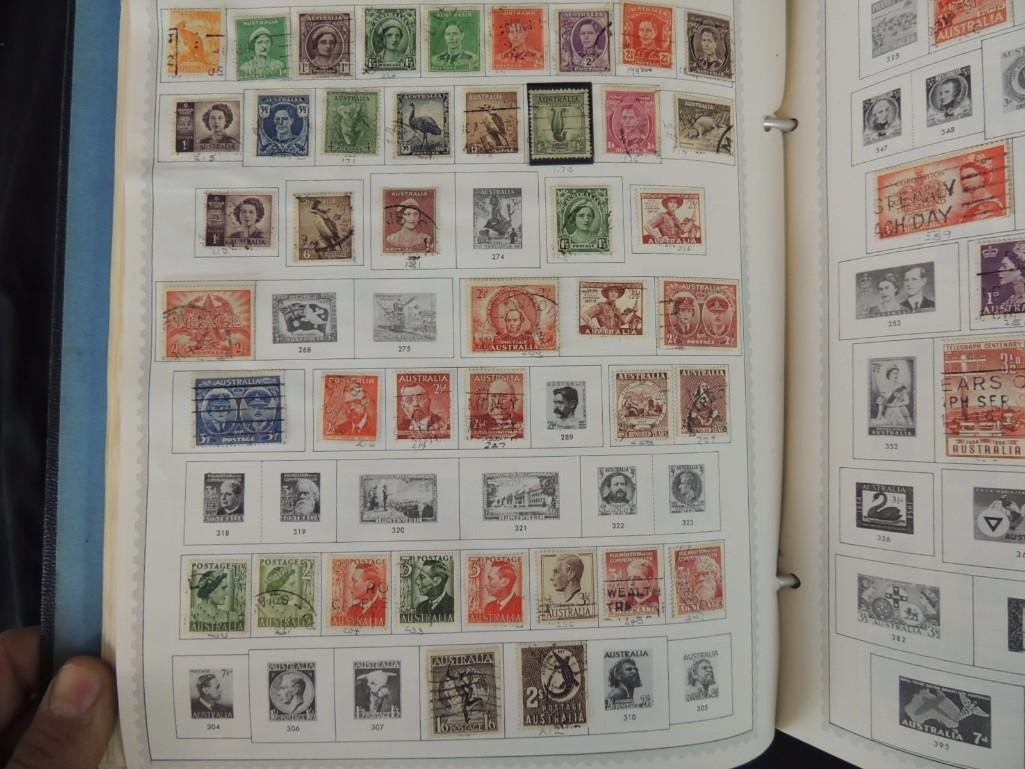 World Postage Stamp Album A-Netherlands, 1,000's of - 3