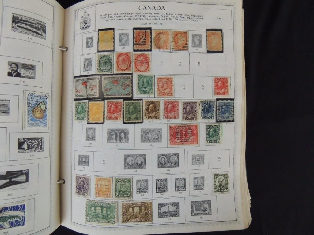 World Postage Stamp Album A-Netherlands, 1,000's of - 6