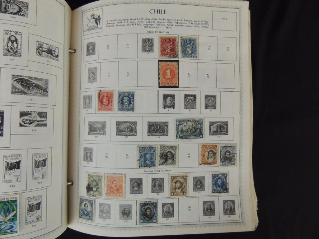 World Postage Stamp Album A-Netherlands, 1,000's of - 7