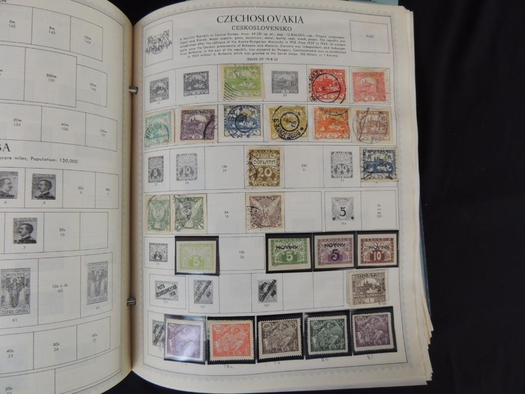 World Postage Stamp Album A-Netherlands, 1,000's of - 9