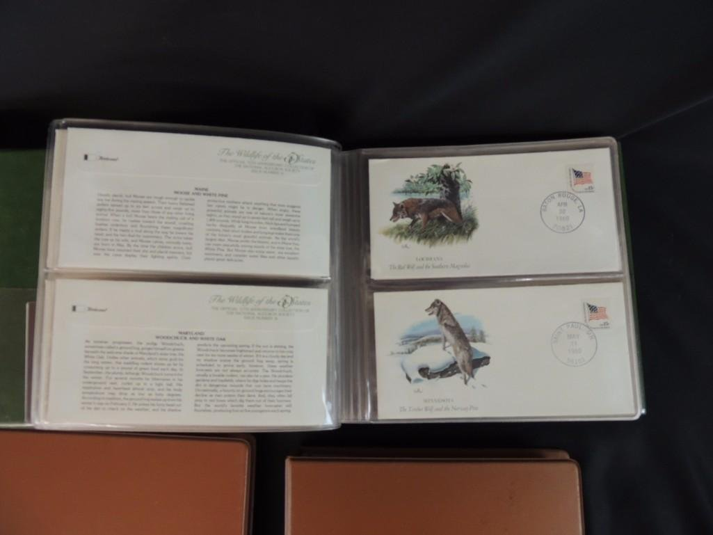 Group of 8 U.S. First Issue Envelope Albums - 7