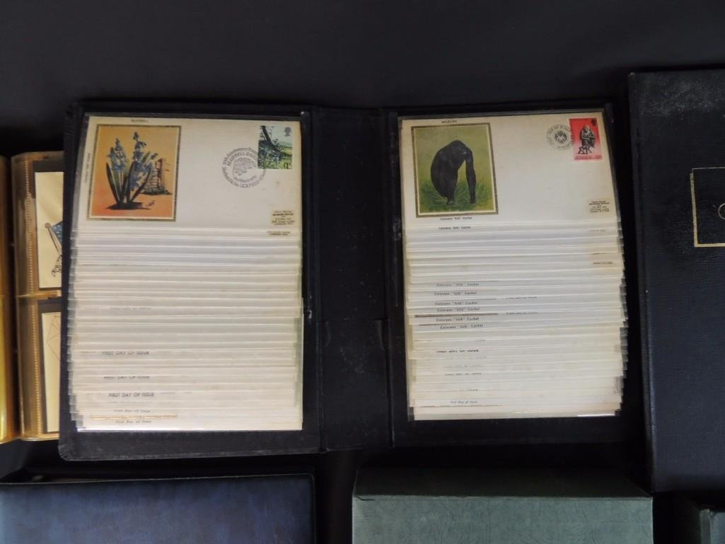 Group of 6 Miscellaneous First Day Cover Albums - 3