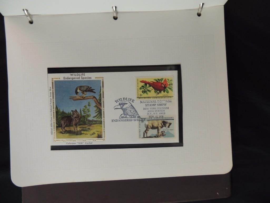 Group of 2 Miscellaneous First Day Cover Albums - 8