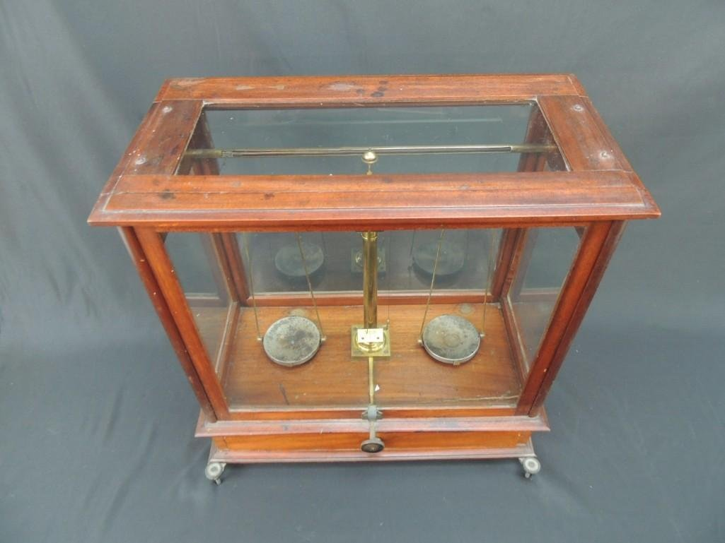 Antique Pharmacist Scale - 2