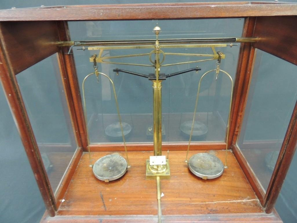 Antique Pharmacist Scale - 4