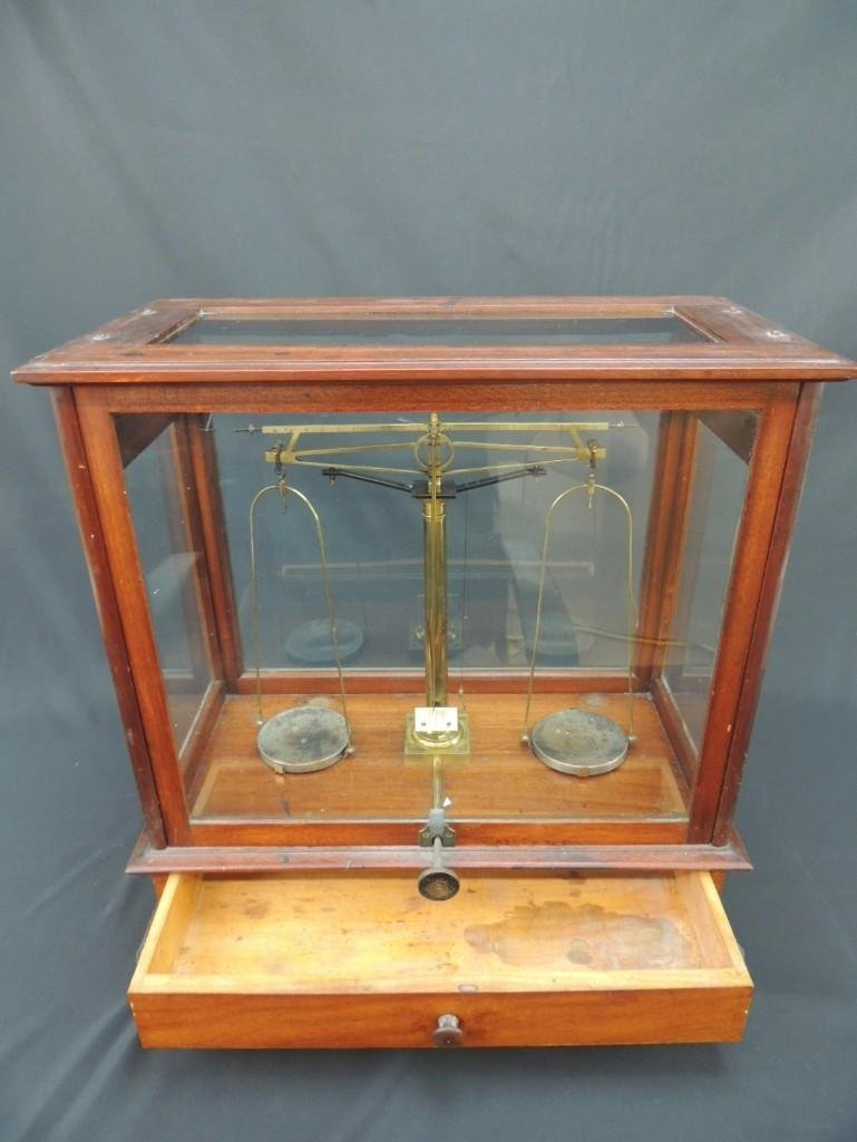 Antique Pharmacist Scale - 5