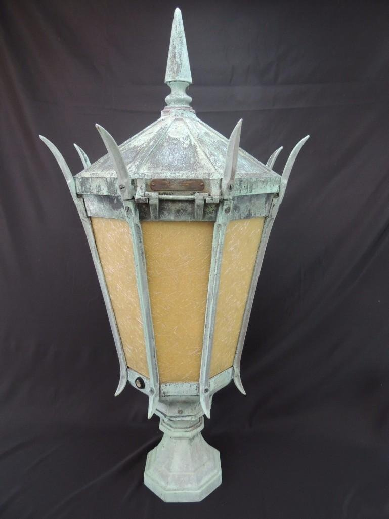 Novalux General Electric Co. Cooper Exterior Light