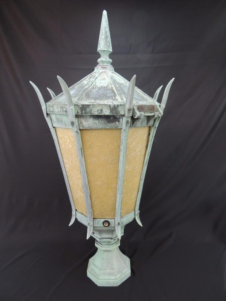 Novalux General Electric Co. Cooper Exterior Light - 3