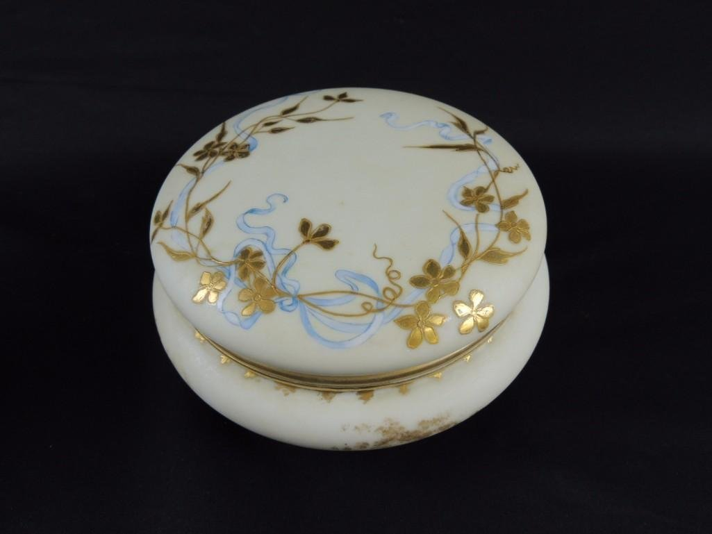 Jadeite Covered Dish