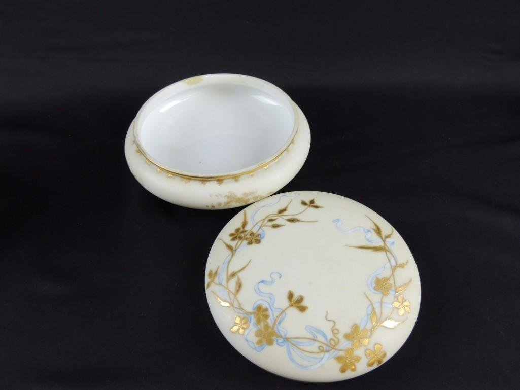 Jadeite Covered Dish - 3