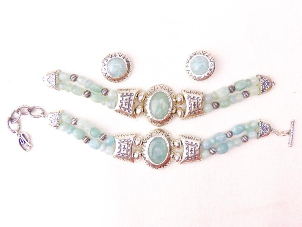 Sincerely Southwest by Carolyn Pollack Jewelry Lot 4