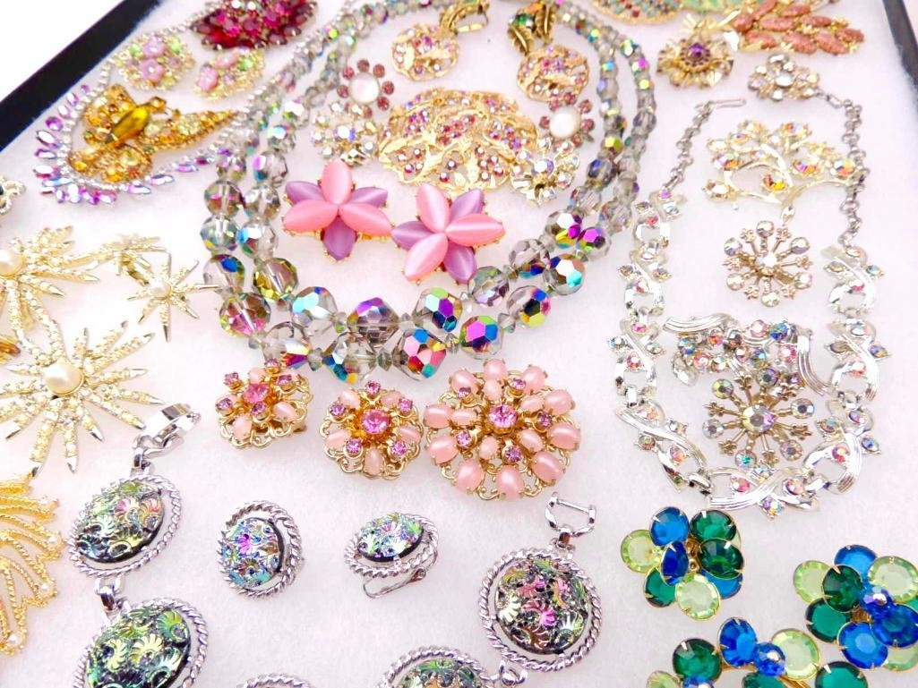 Large Group of Vintage Costume Jewelry - 2