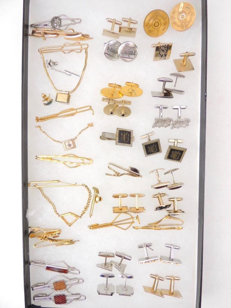 Lot of Vintage Men's Jewelry