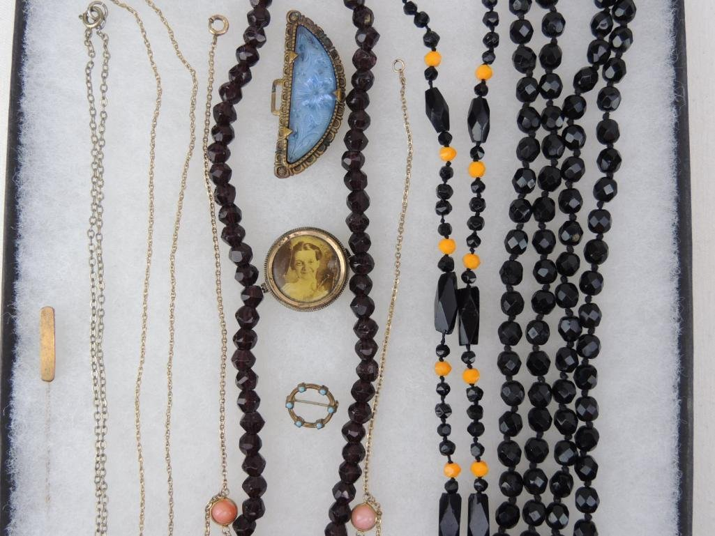 Lot of Victorian & Antique Jewelry - 3