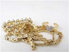 14k Gold Scrap Lot
