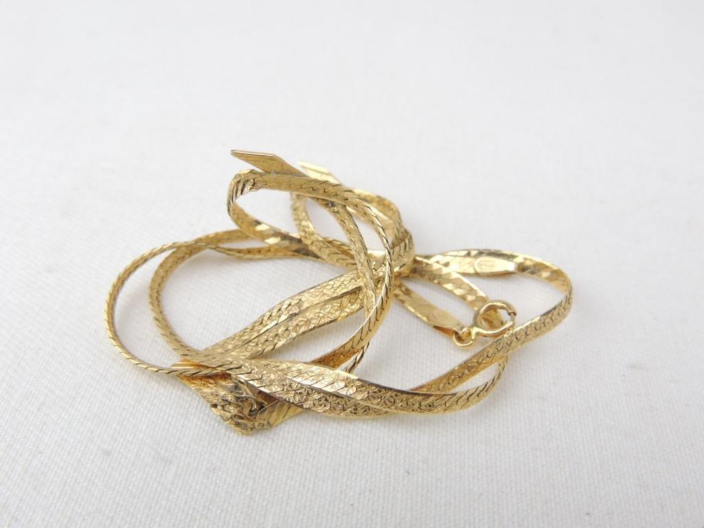 14k Yellow Gold Scrap/Repair Chain