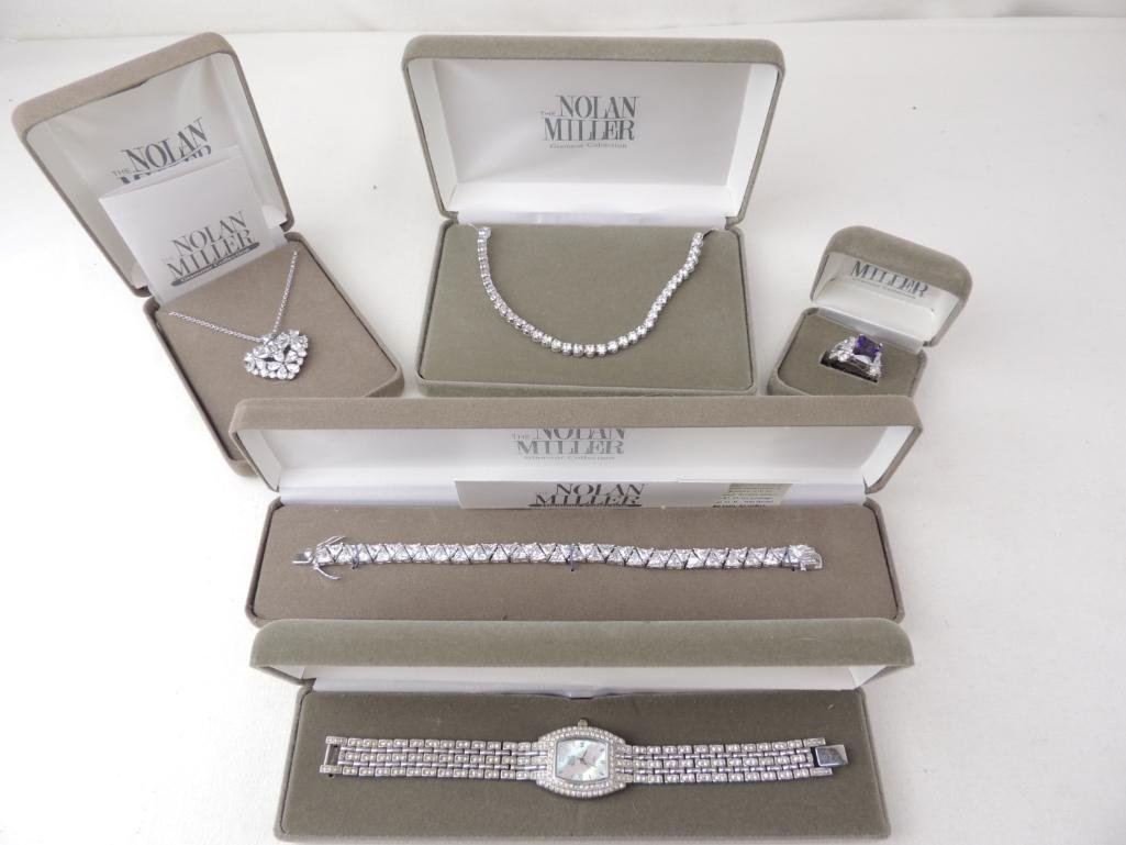Lot of Boxed Nolan Miller Jewelry