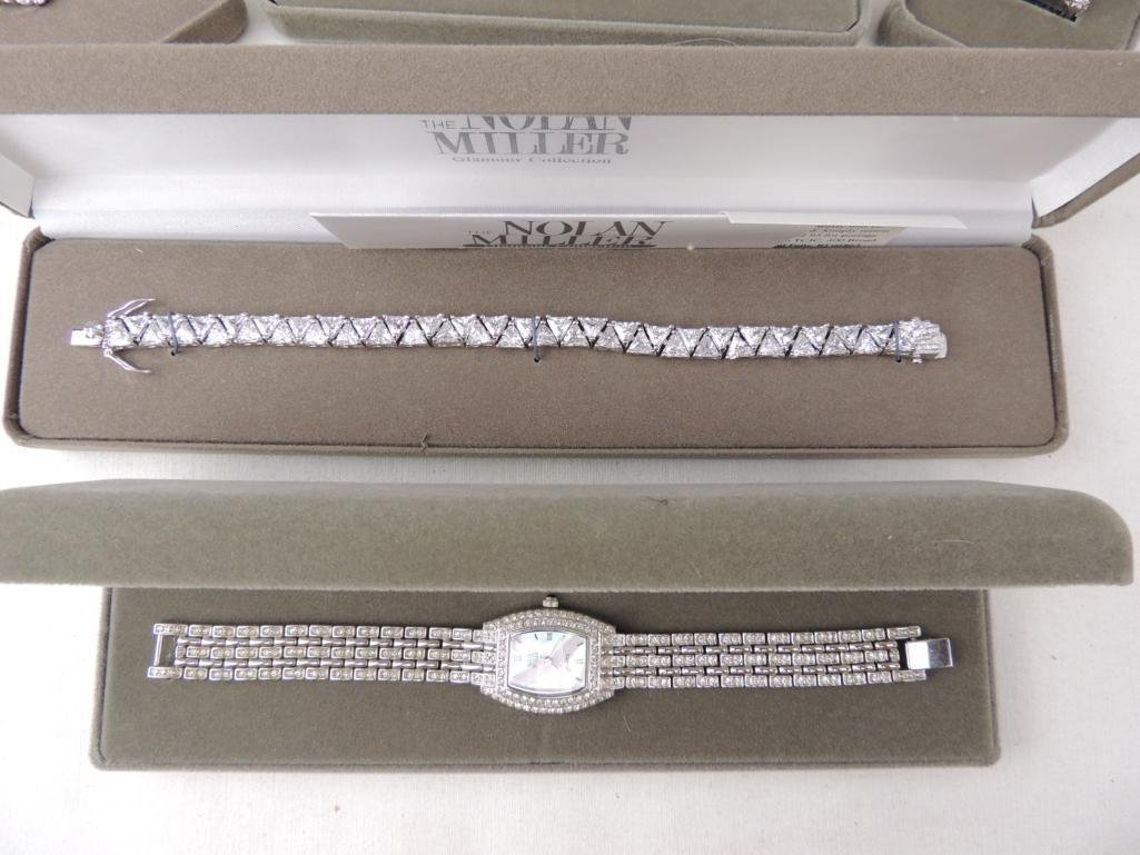 Lot of Boxed Nolan Miller Jewelry - 2