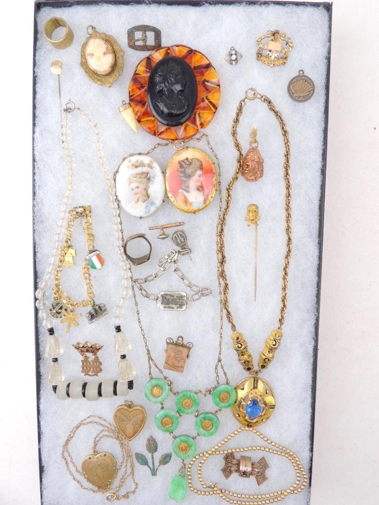 Vintage & Antique Jewelry Lot
