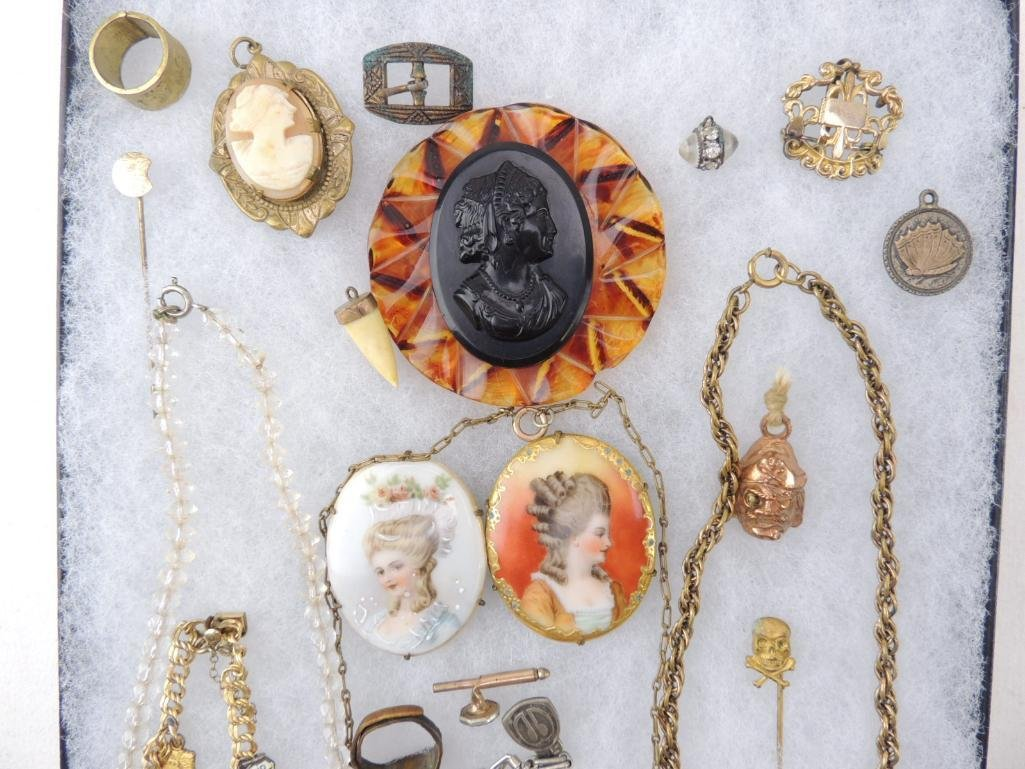 Vintage & Antique Jewelry Lot - 2