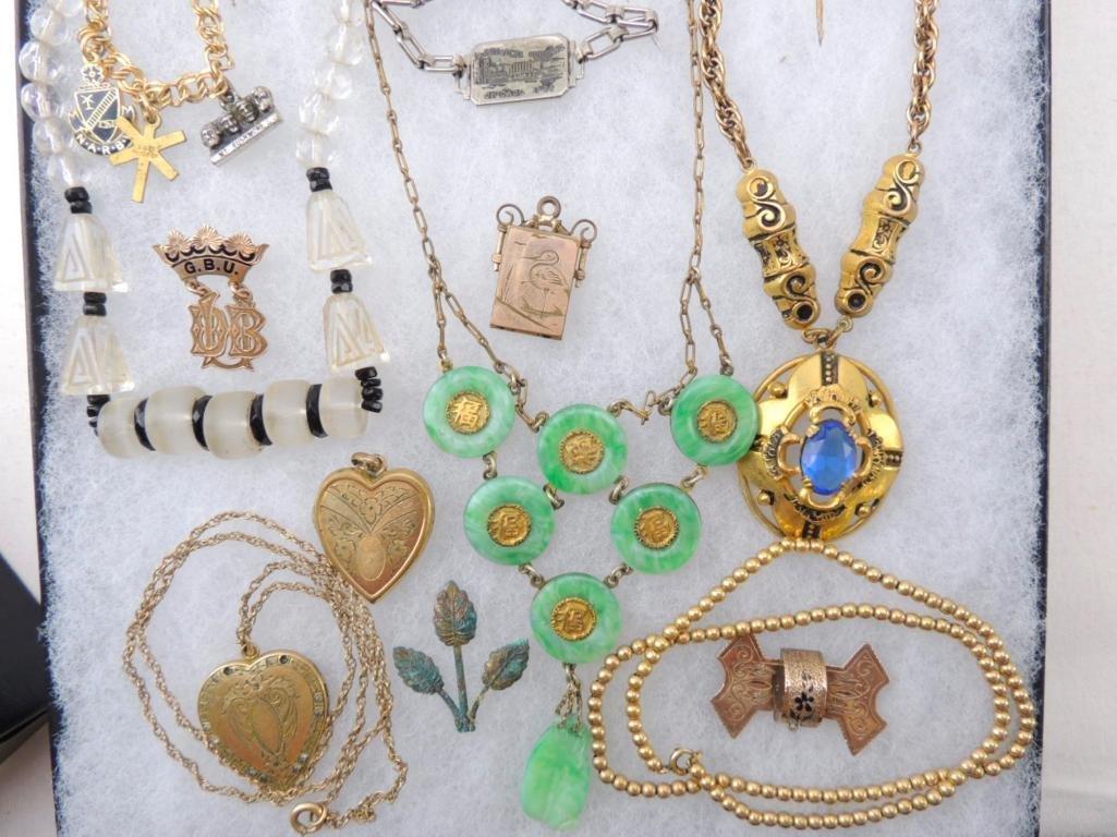 Vintage & Antique Jewelry Lot - 3