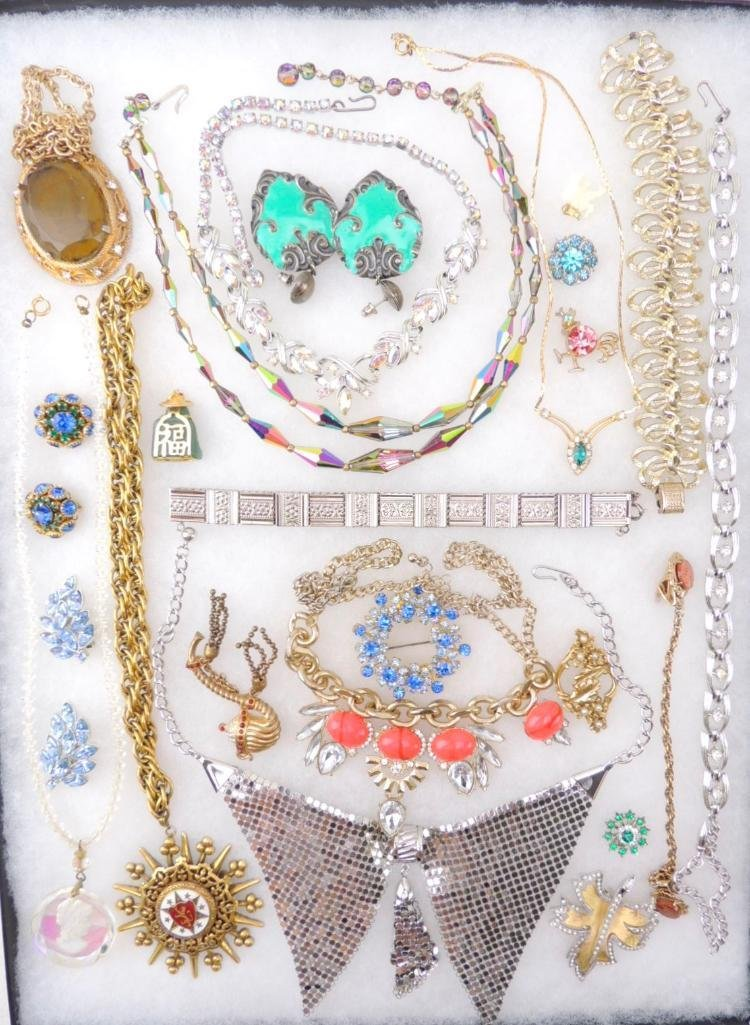 Vintage & Modern Costume Jewelry Lot