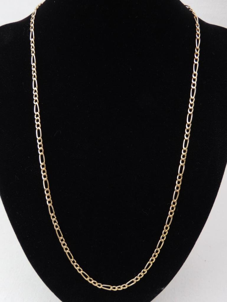 14k Yellow Gold Chain Italy