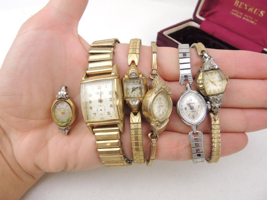 Vintage Wrist Watch Group - 2