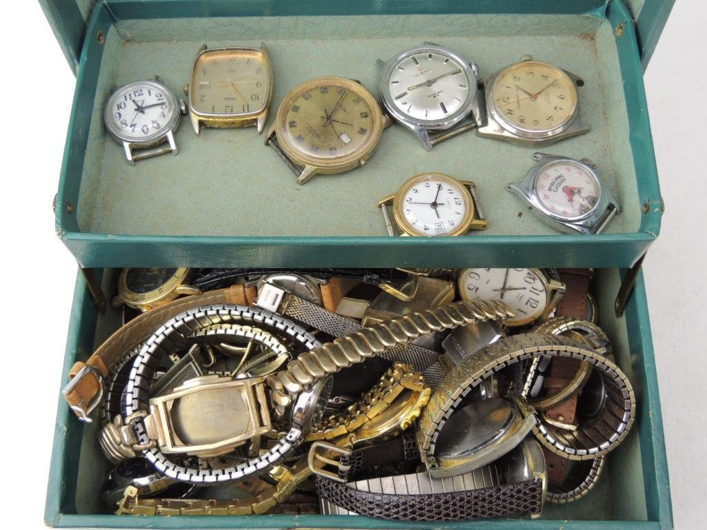 Boxed Lot of Vintage & Modern Wrist Watches
