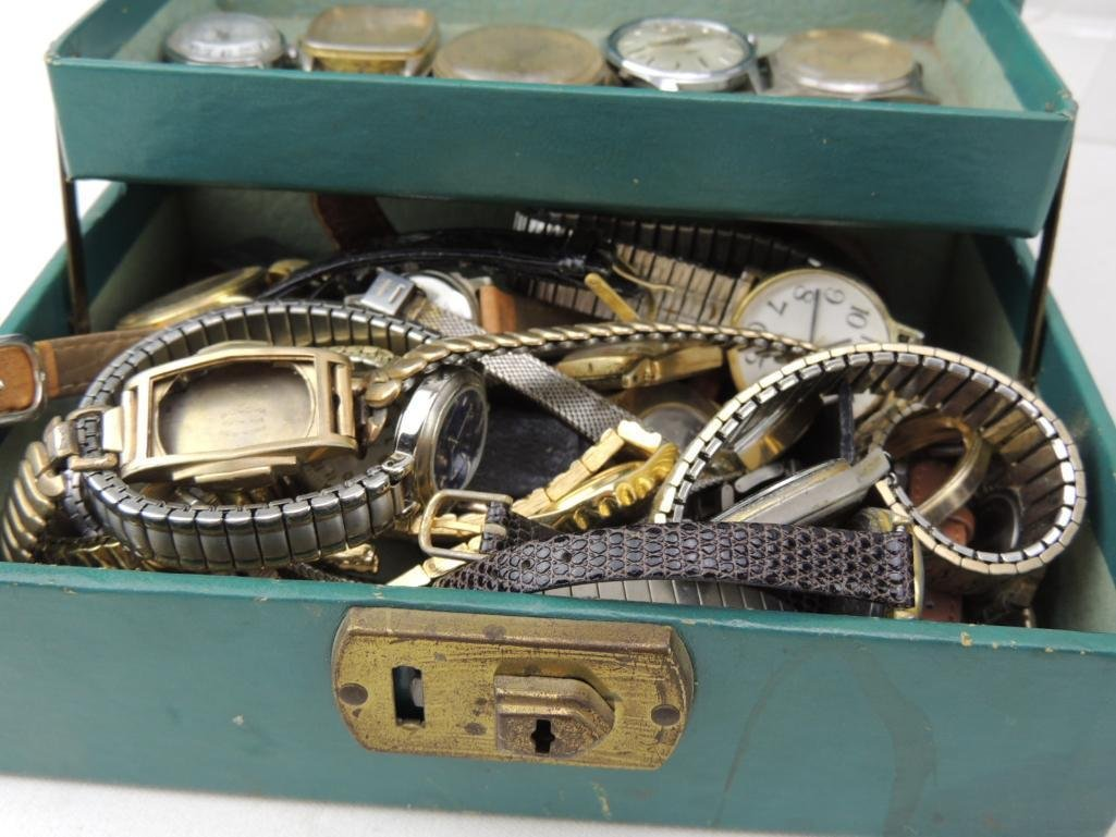 Boxed Lot of Vintage & Modern Wrist Watches - 2