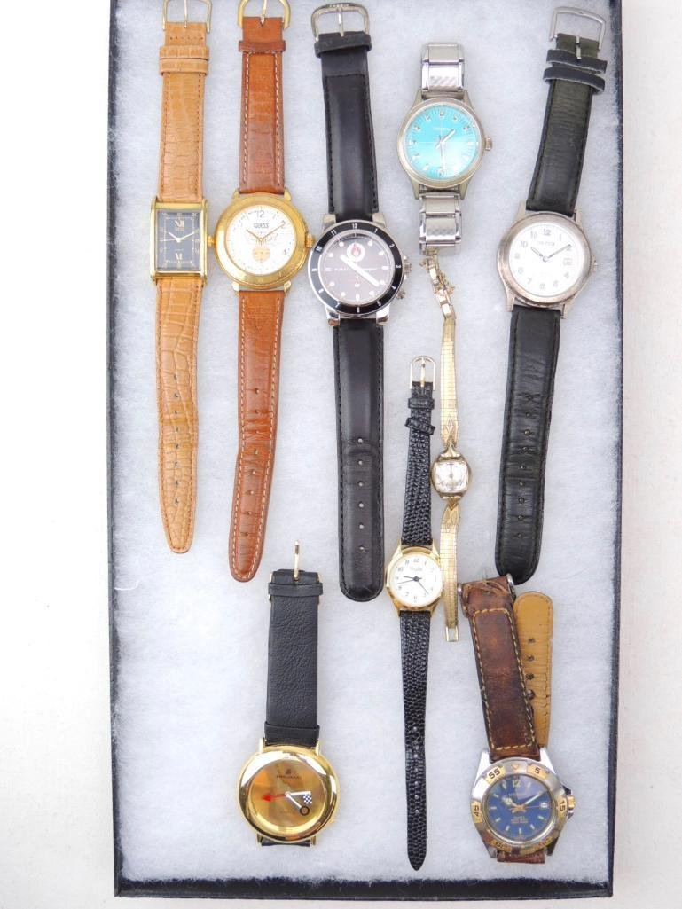 Group of Modern Wrist Watches