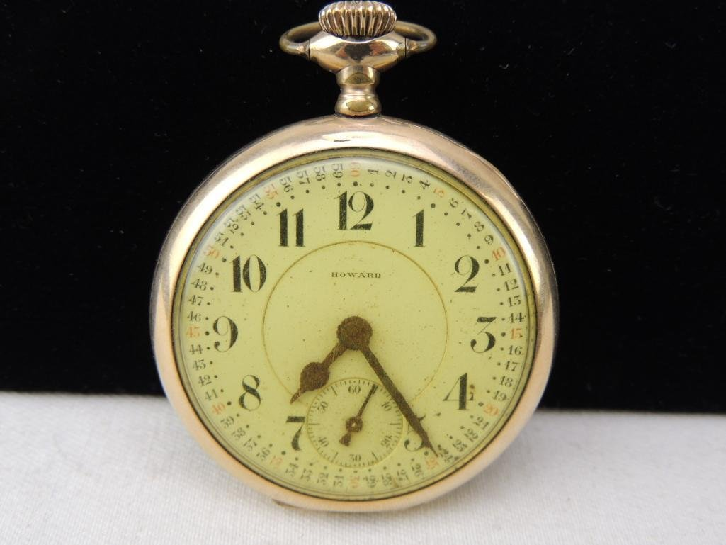 Antique Howard Pocket Watch