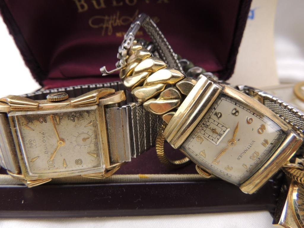 Group of Vintage Wristwatches - 2