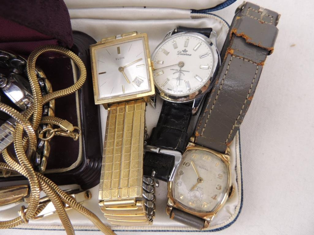 Group of Vintage Wristwatches - 3