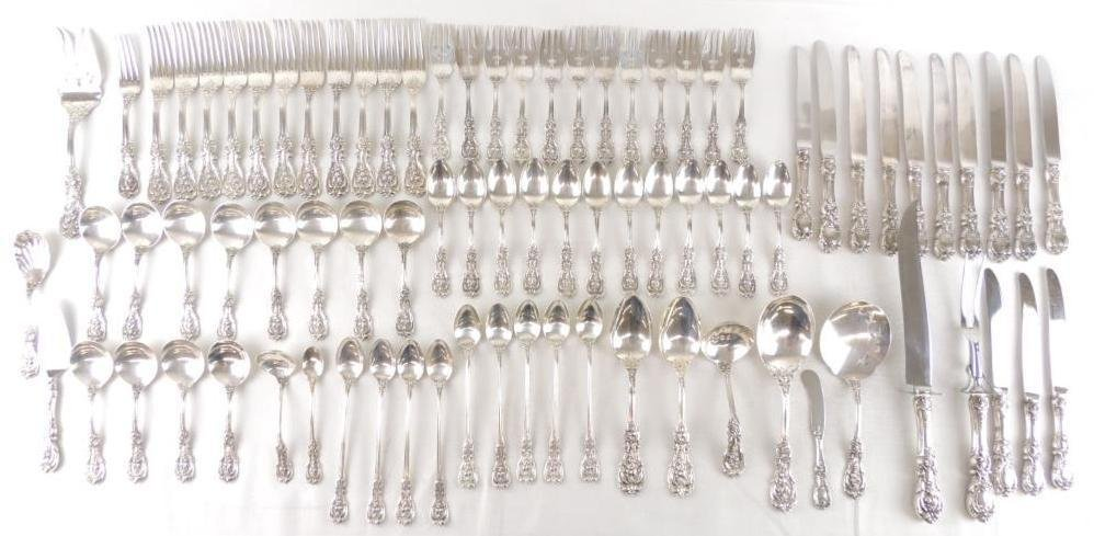 Reed & Barton Francis 1 Sterling Silver Flatware Set